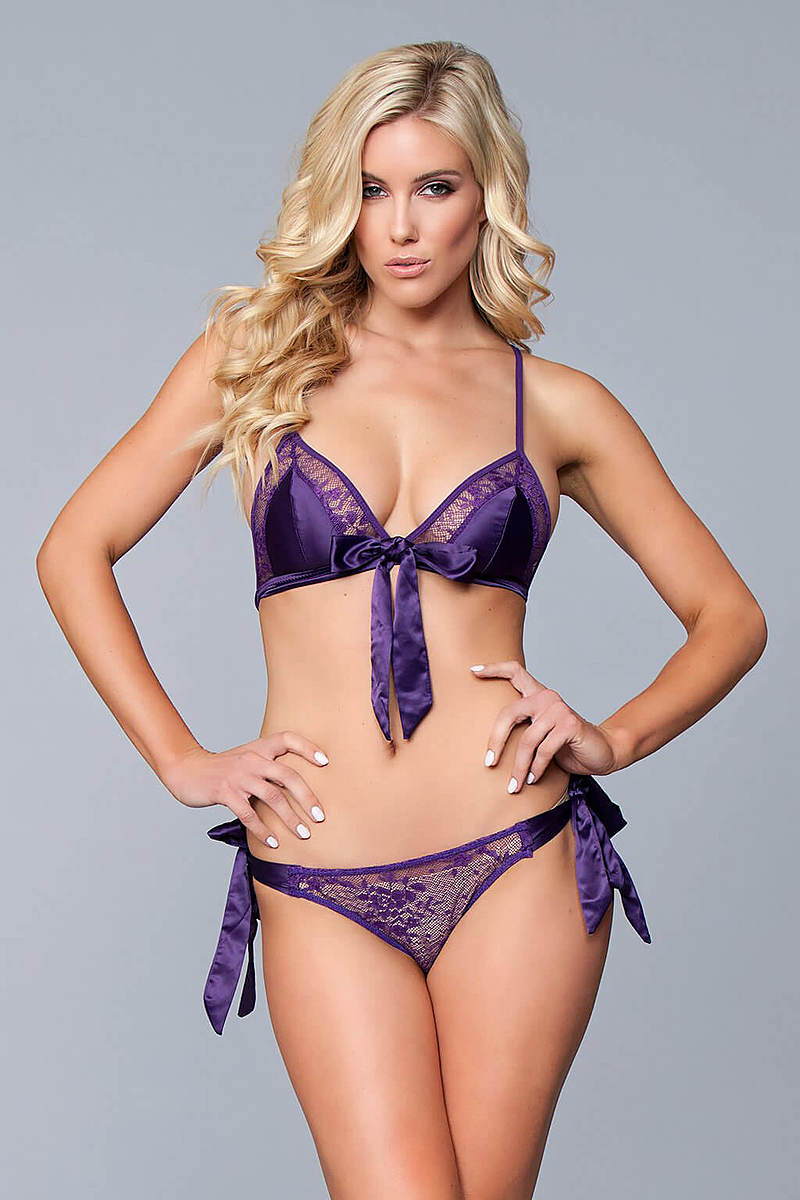 Rosalyn Bra & Panty Set