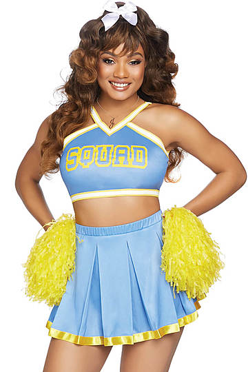 Cheer Squad Cutie Costume