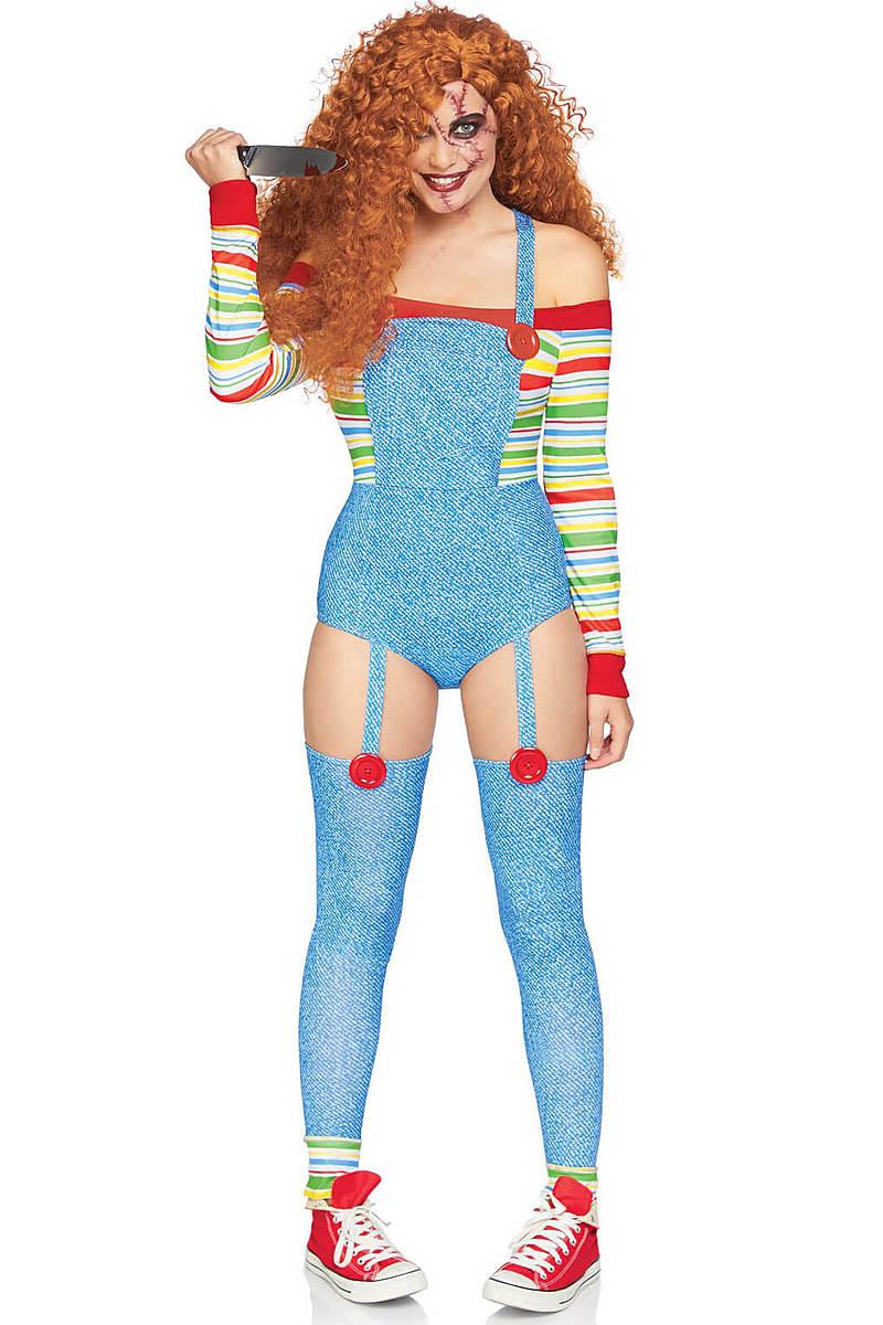 Killer Doll Women's Costume
