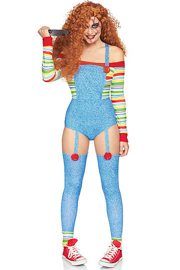 Killer Doll Women's Costume
