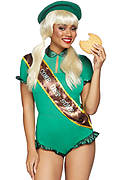 Cookie Scout Costume