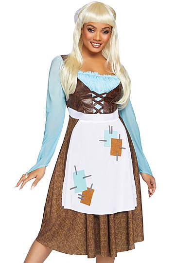 Peasant Cinderella Costume