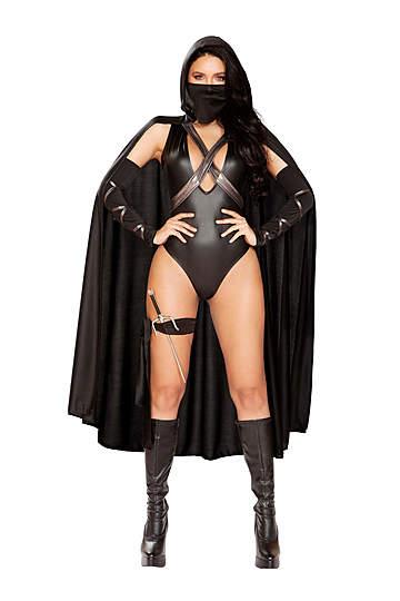 Ninja Villain Costume
