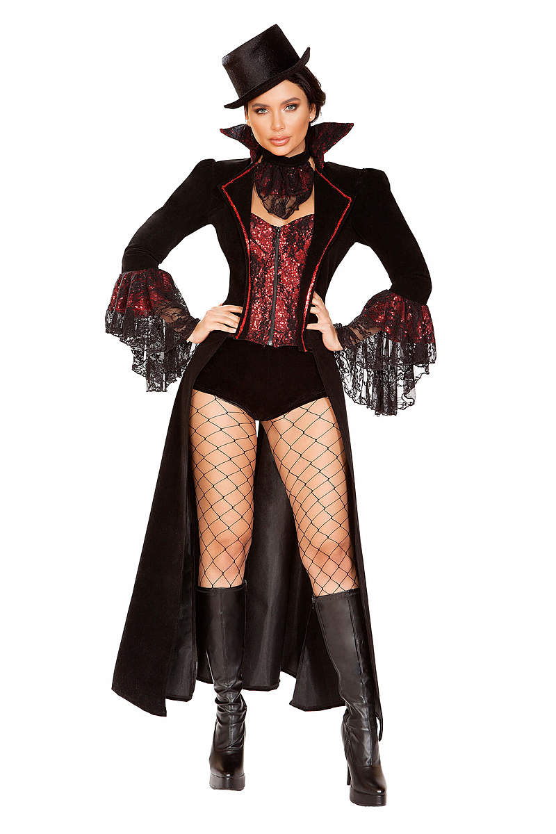 Lusty Vampire Costume