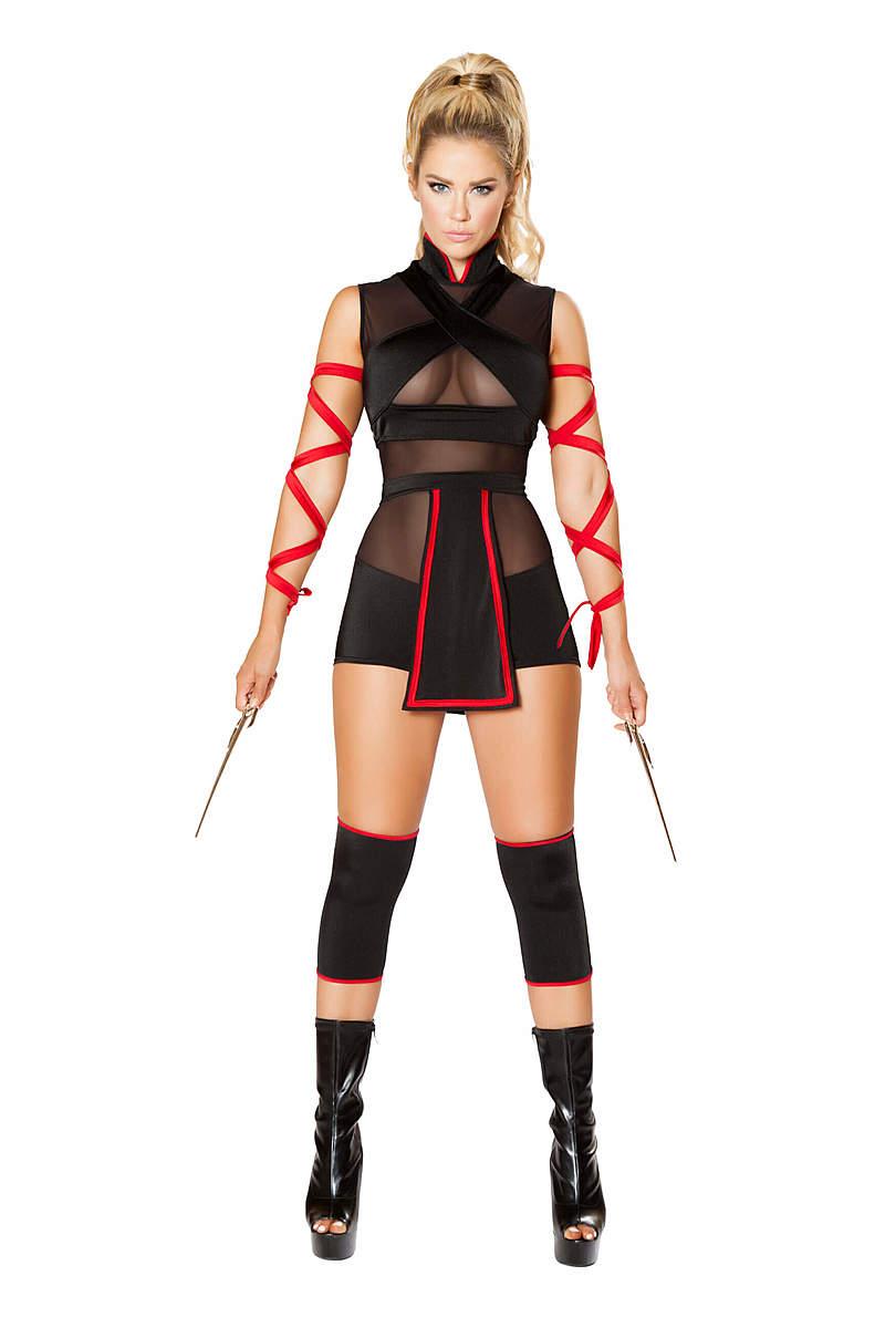 Ninja Striker Costume