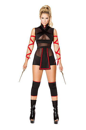 Ninja Striker Costume