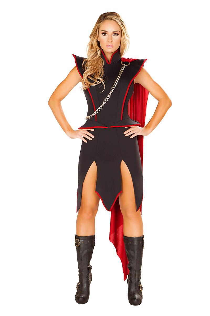 Dragon Realm Queen Costume