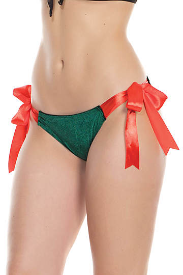 Holiday Wrapped Panty
