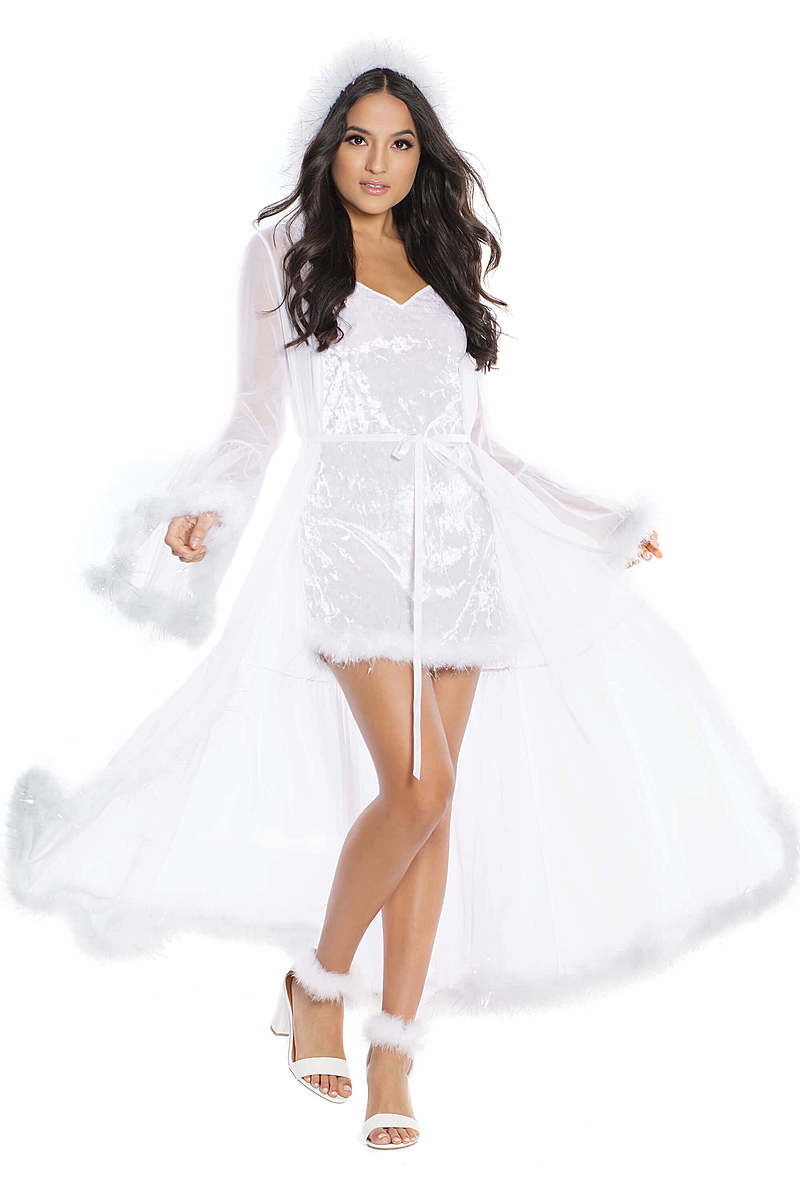 Frosted Love Robe
