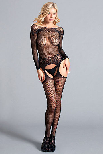 Soft Secrets Body Stocking