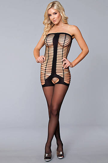Manipulation Body Stocking