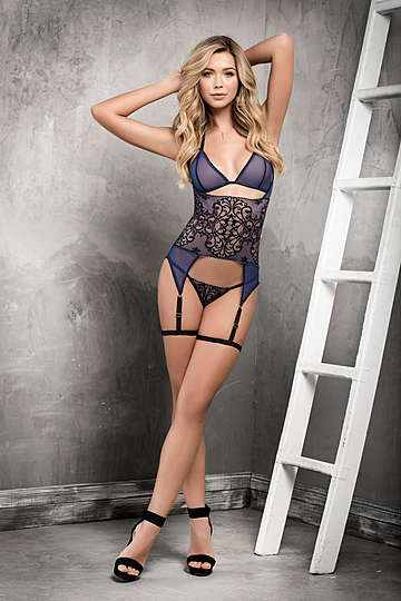 Risking it All Lingerie set