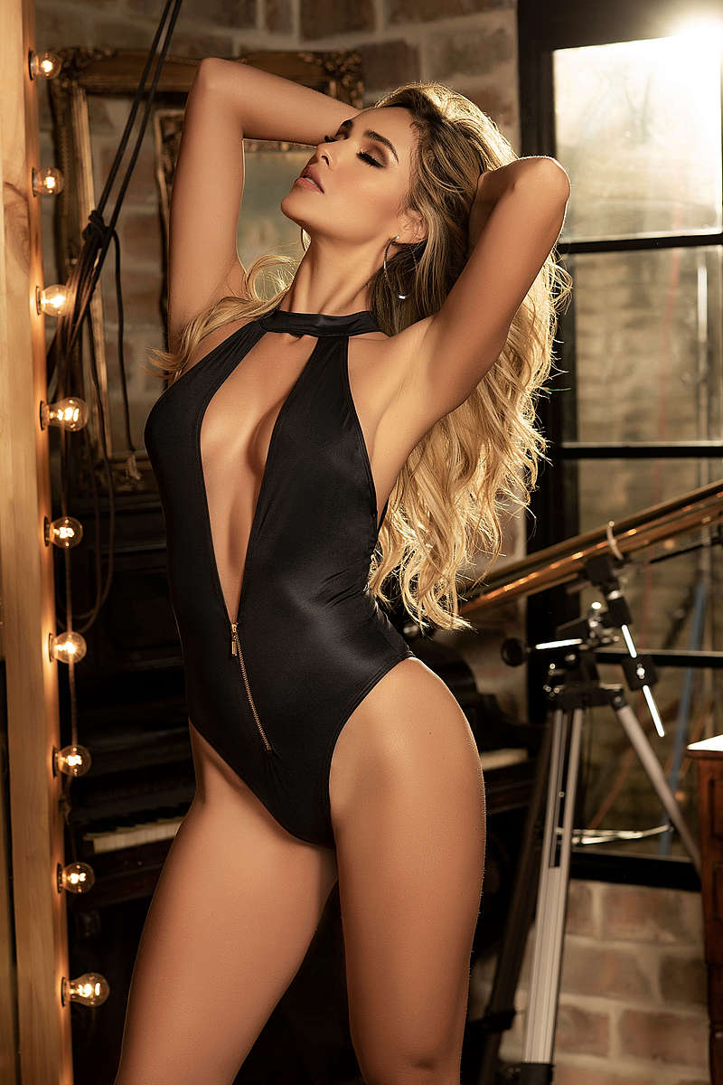 Knockout Bodysuit