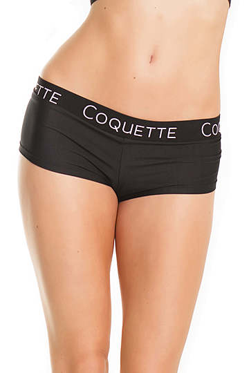 Coquette Booty Short