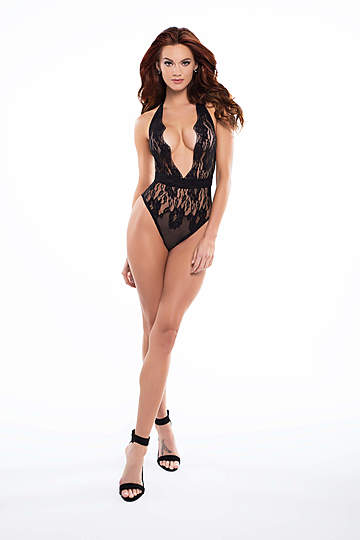 Revel Lace Teddy