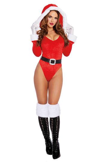 Santa's Helper Bodysuit