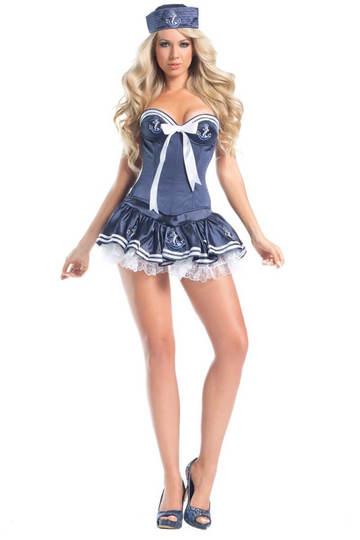 Mistress of the Sea Costume