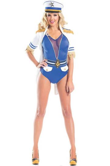 Shipmate Matey Sailor Costume