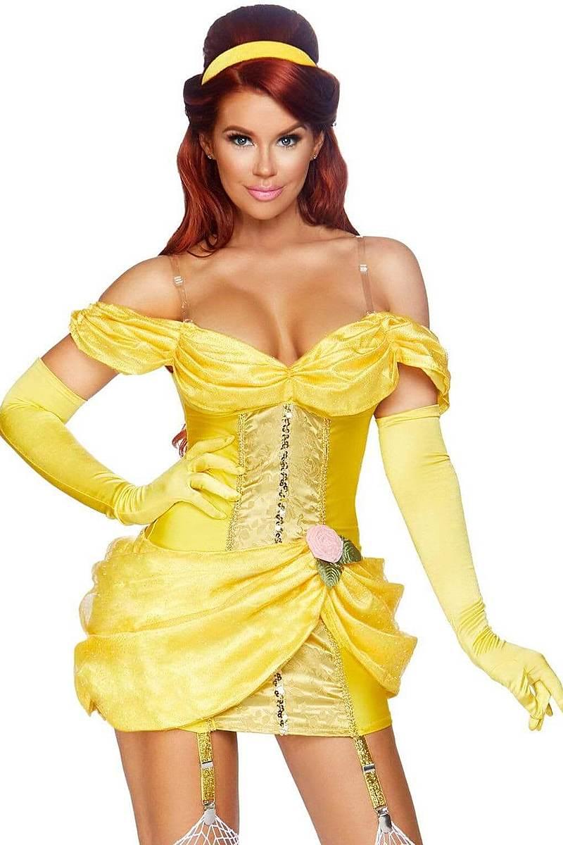 Storybook Bombshell Costume