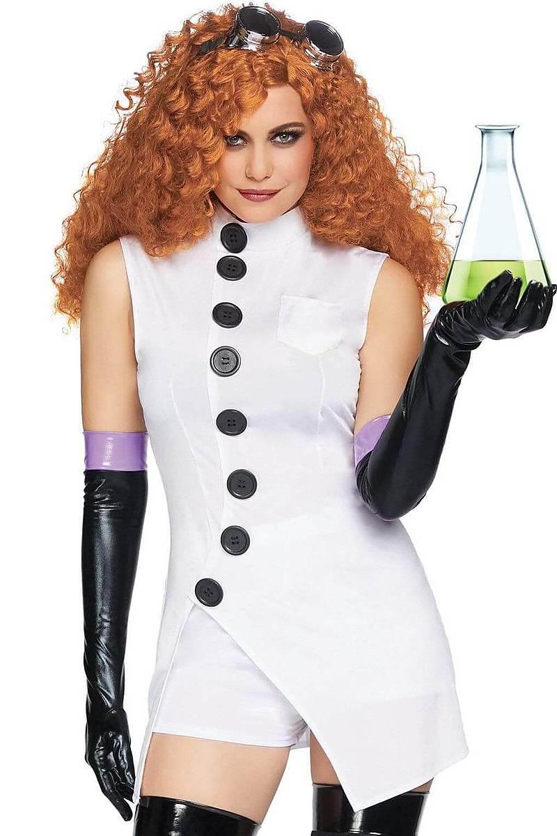 Sexy Mad Scientist Costume
