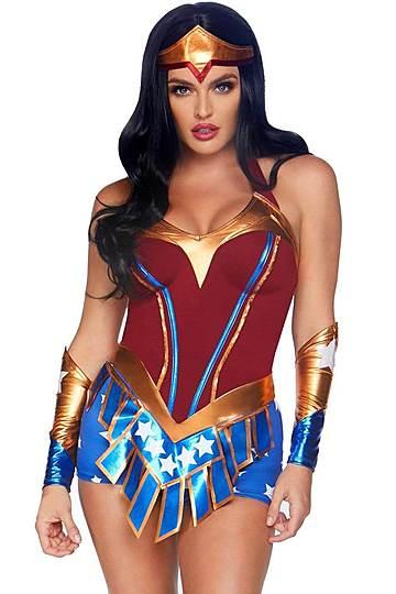 Heart Stopping Heroine Costume