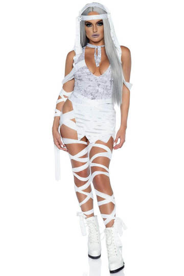 Yummy Mummy Costume