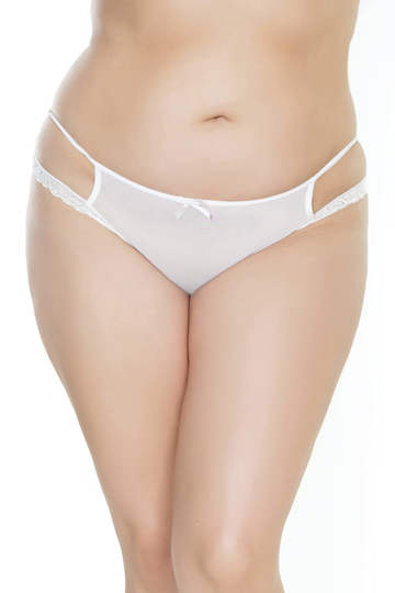 Coquette Plus Size Thong Panty
