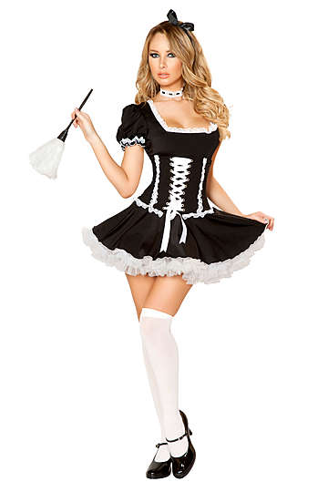 Mischievous Madame Maid Costume
