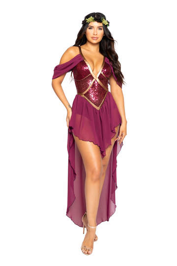 Wine Goddess Costume