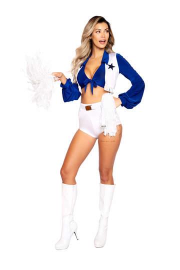 America's Cheerleader Costume