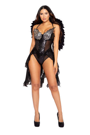 Dark Angel Diva Costume