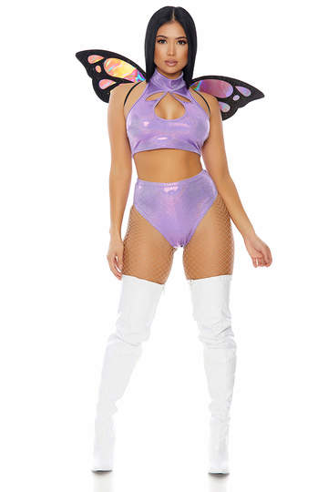 So Fly Sexy Butterfly Costume