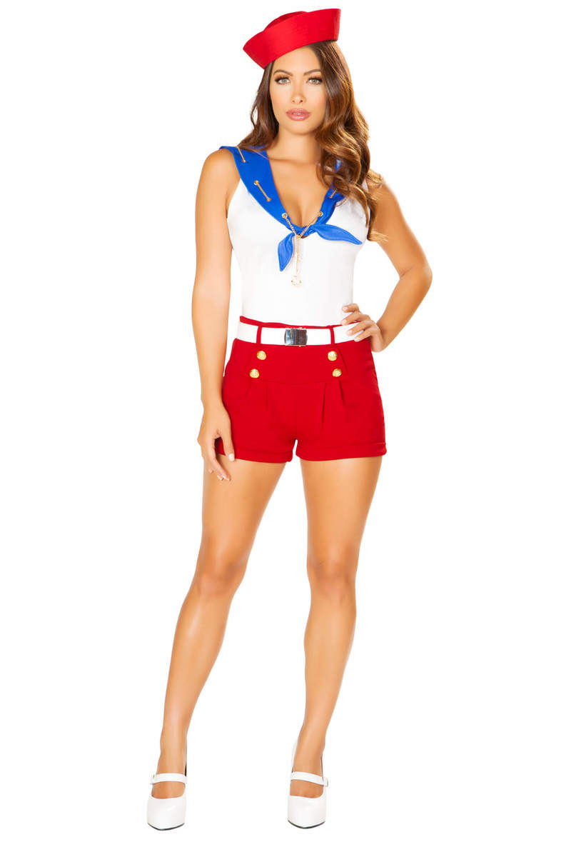 Ahoy Sailor Costume