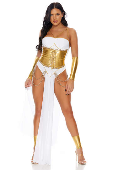 Feeling Godly Sexy Goddess Costume