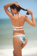 Bali Printed Bikini Swimsuit