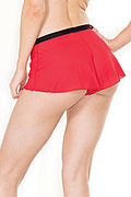 High Waisted Holiday Plus Size Panty