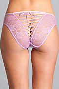 Delila Lace & Strappy Panty