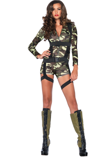 Goin' Commando Adult Costume