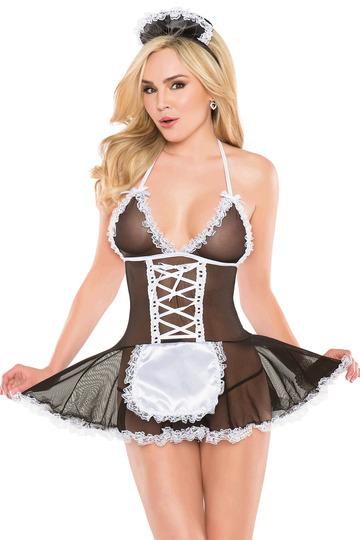 French Maid Babydoll