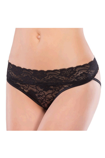 Lace Back Trim Panty