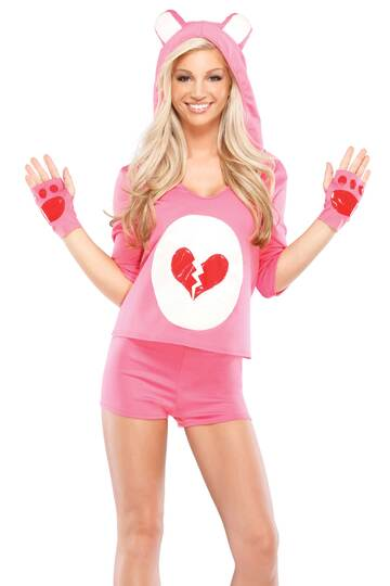 Heartbreaker Teddy Bear Costume
