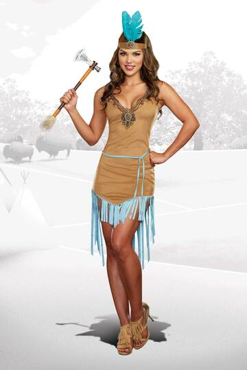 Native Princess Women's Costume