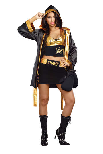 Women's World Champion Costume
