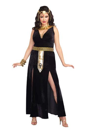 Exquisite Cleopatra Plus Size Women's Costume