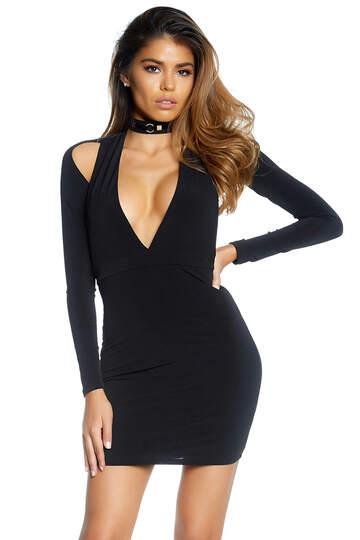 Sleeve it at That Mini Dress
