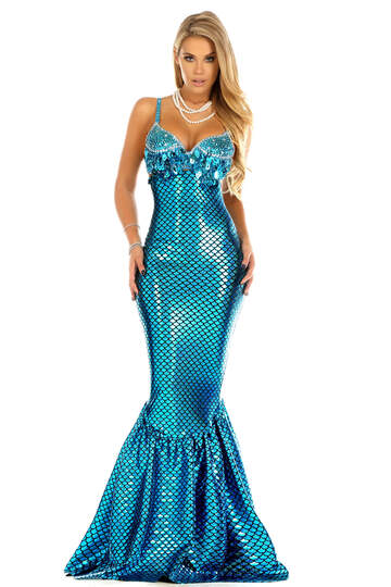Sensational Sea Gem Mermaid Costume