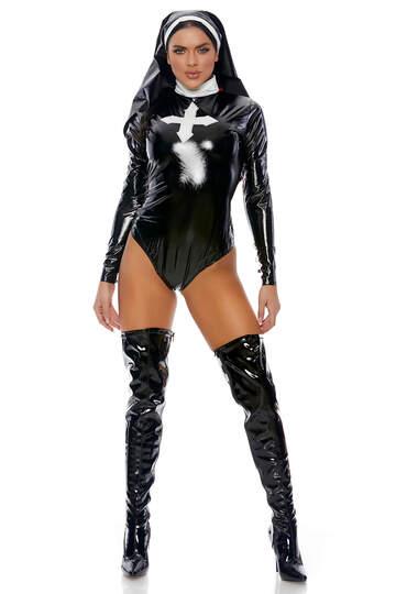 Heavenly Hottie Nun Costume