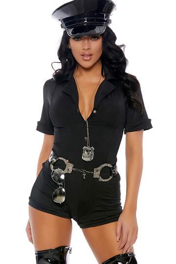Night Patrol SWAT Police Costume