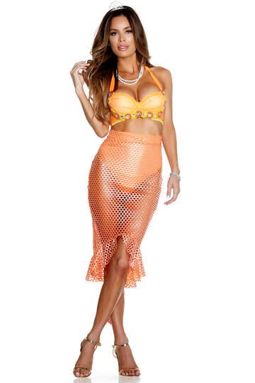 Sea Seduction Sexy Mermaid Costume