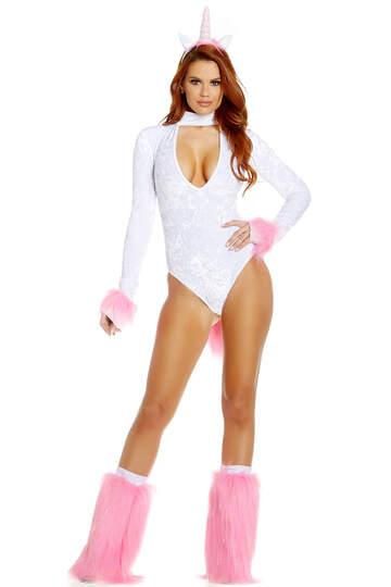 Sweet Fantasy Sexy Unicorn Costume